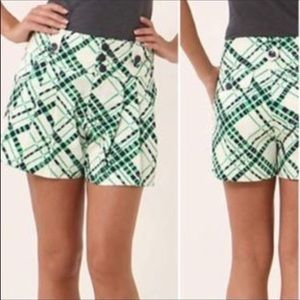 Anthropologie Hei Hei Geometric Print Shorts 4